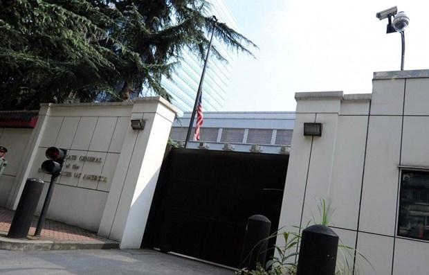 Trung Quốc đóng cửa Phòng thương mại khu vực của Mỹ tại Thành Đô