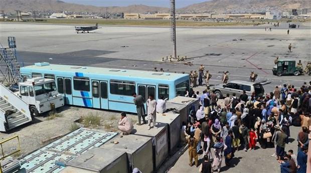Mỹ chuẩn bị kế hoạch thay thế cho hoạt động sơ tán tại Afghanistan
