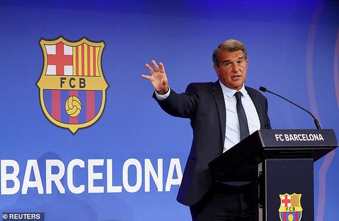 Barcelona đang ở tình trạng lâm nguy như thế nào?