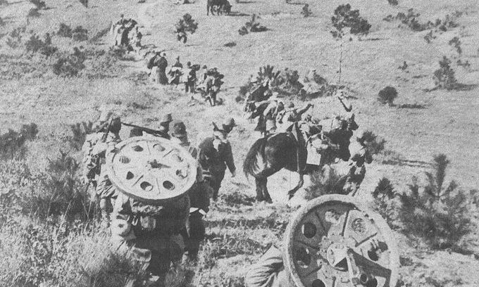 """Chiến tranh Trung – Nhật: 3.000 lính Trung Quốc biến mất """"không dấu vết"""" năm 1937"""
