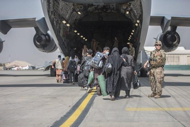 Anh kết thúc chiến dịch sơ tán khỏi Afghanistan trong ngày 28/8