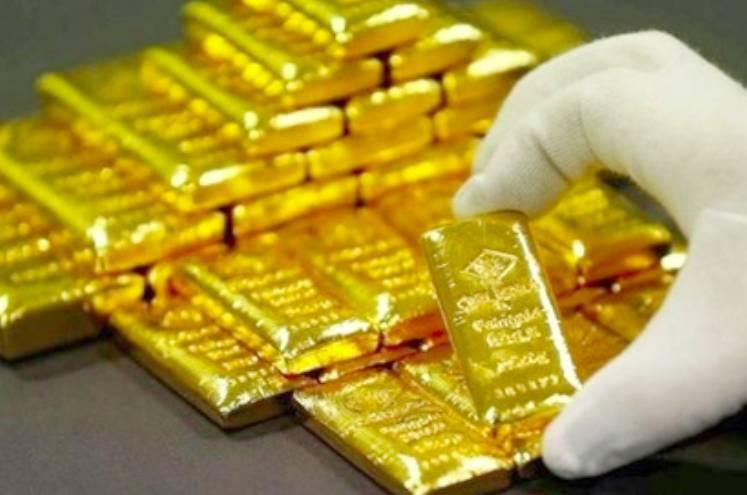 Giá vàng hôm nay ngày 26/8: Giá vàng SJC lao dốc mạnh