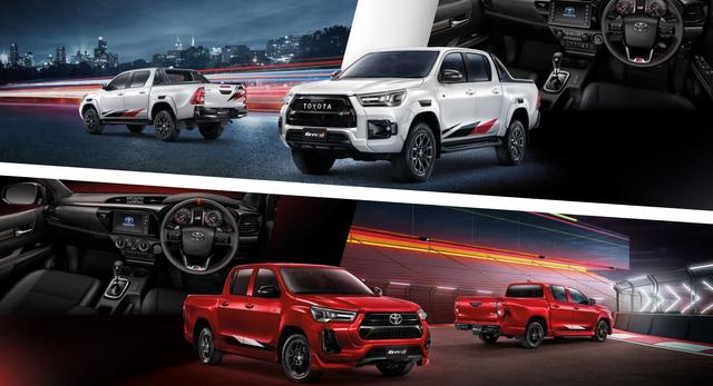 Trình làng Toyota Hilux GR Sport – Bán tải cho dân chơi thích nổi bật