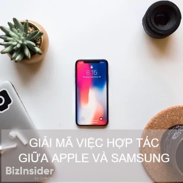 """Ghét nhau """"như chó với mèo"""", tại sao mỗi năm Apple lại """"tặng"""" HÀNG TỶ USD cho Samsung?"""