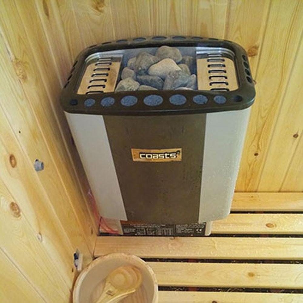 Vì sao máy xông hơi khô Coast lại được spa, hộ gia đình lựa chọn?