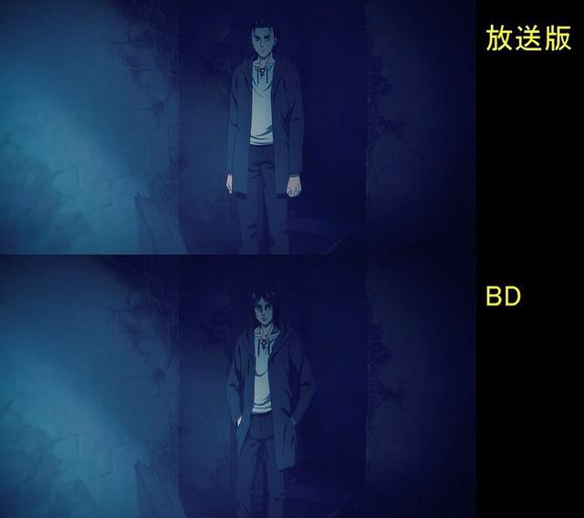 """Soi tiếp sự khác biệt giữa bản anime và Blu-ray Attack on Titan, fan khen """"xem sướng hơn hẳn"""""""