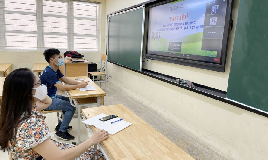 Triển khai Chương trình giáo dục phổ thông mới lớp 2 và lớp 6: Vượt khó tạo nền tảng giáo dục