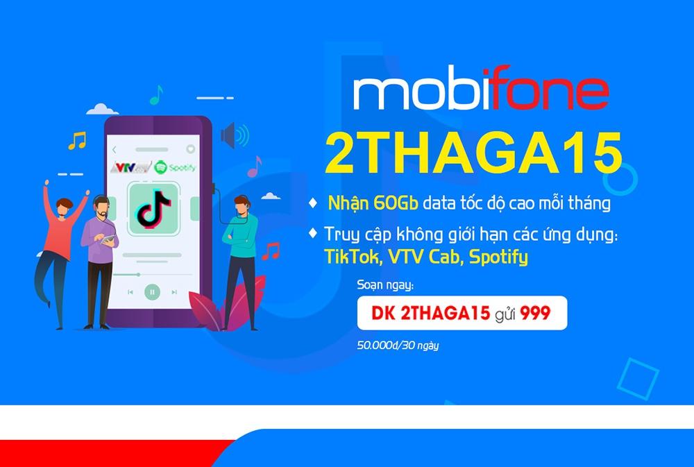 MobiFone Khu vực 4: Vào mạng thả ga mỗi tháng với ưu đãi chỉ còn 50.000đ