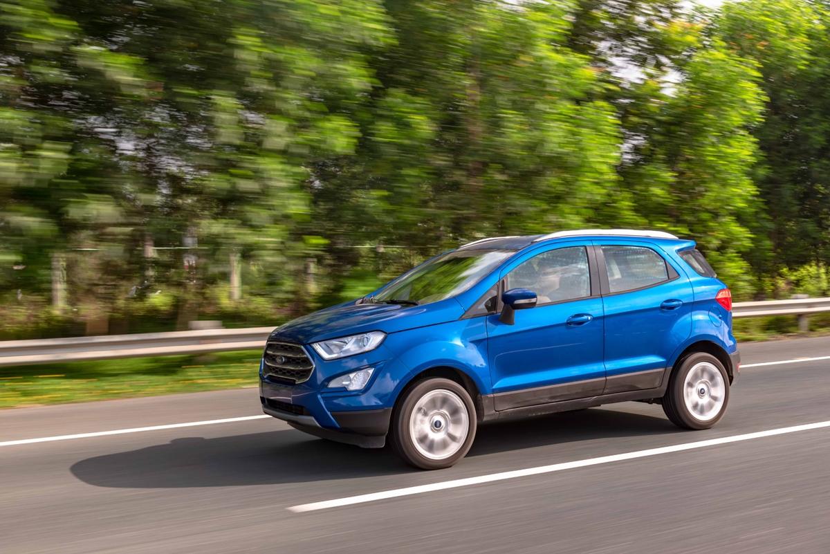 Triệu hồi Ford EcoSport tại Việt Nam do lỗi dây điện