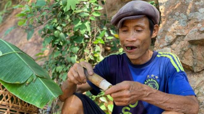 """Bí thư huyện kể về những ngày cuối đời của """"người rừng"""" Hồ Văn Lang"""