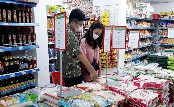 Hàng Việt góp phần ổn định hàng hóa trong mùa dịch
