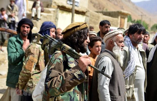 Lực lượng Taliban tuyên bố đã kiểm soát Thung lũng Panjshir