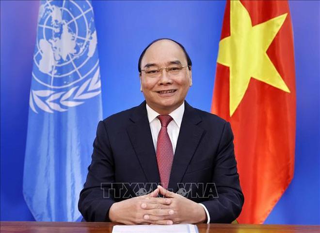 Chủ tịch nước Nguyễn Xuân Phúc gặp đại diện Trung Quốc, Nga, Mỹ ở New York