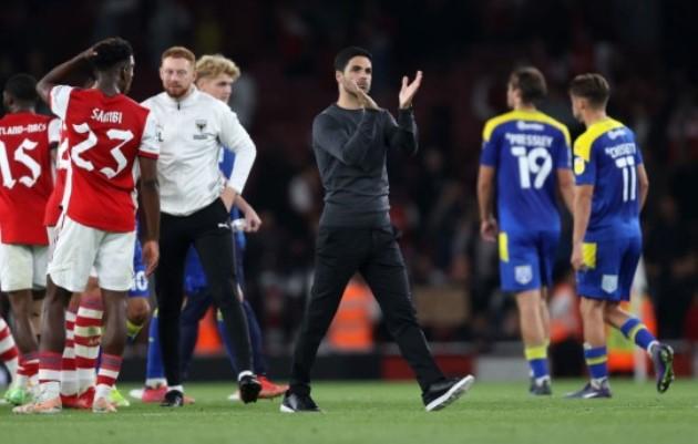 Mikel Arteta tự hào vì quái thú của Arsenal - ảnh 1