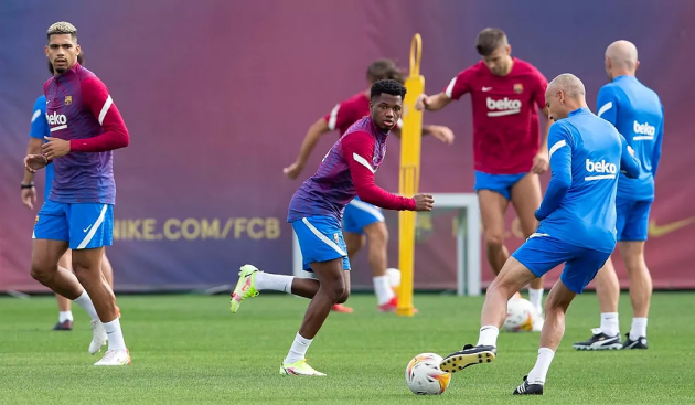 Cẩn trọng đến cùng, Barca từng bước đưa Messi mới trở lại