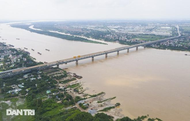 Quy hoạch phân khu đô thị sông Hồng: Xây đường 2 bên sông, 6-8 làn xe