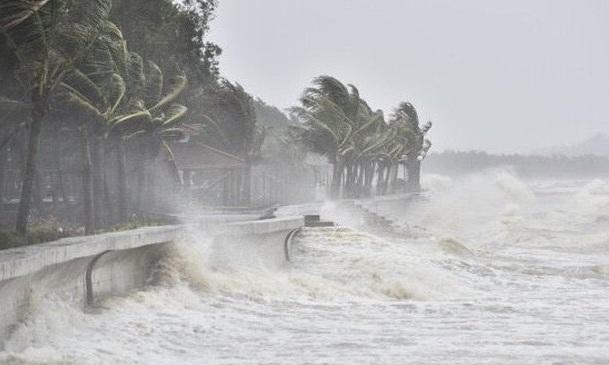 Biển Đông có thể đón bão trong tuần này