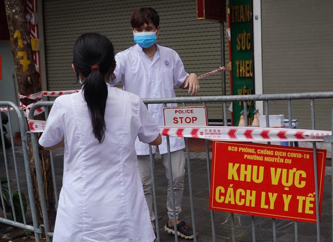 Tin tức 24h qua:Phong toả cụm dân cư có người tử vong dương tính với SARS-CoV-2