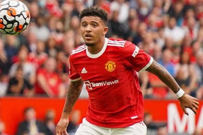 Vì sao Sancho bị loại khỏi đội hình chính M.U đấu West Ham?