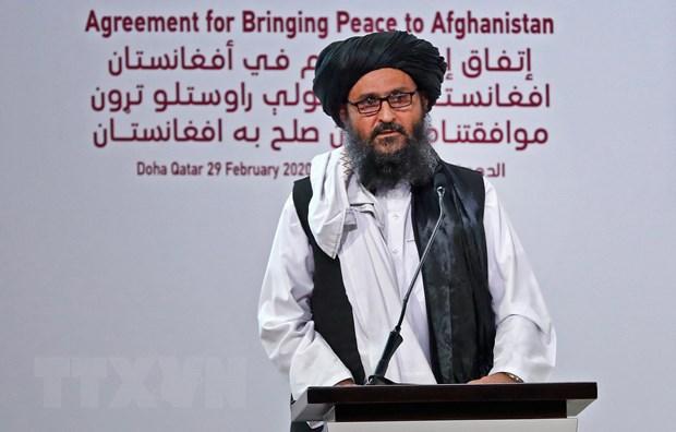 Afghanistan: Các nhân vật chủ chốt trong chính phủ mới có mặt ở Kabul