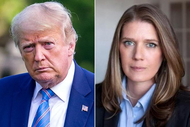 Ông Trump đòi cháu gái ruột và báo New York Times bồi thường 100 triệu USD - ảnh 1
