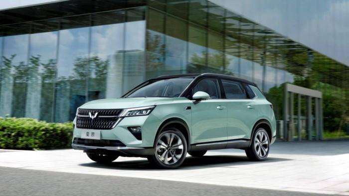 Chi tiết đối thủ Mazda CX-5 đến từ Trung Quốc, giá cao nhất chỉ 351 triệu