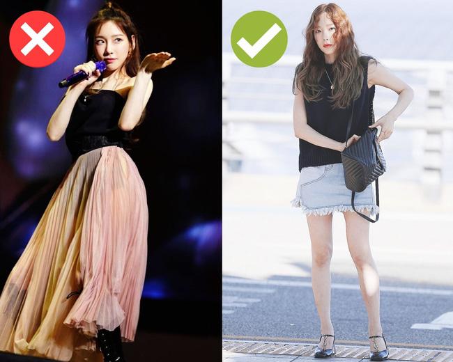 """Loạt mỹ nhân Hàn """"tẩy chay"""" chân váy dài, bất đắc dĩ lắm mới mặc và tất cả đều có lý do"""