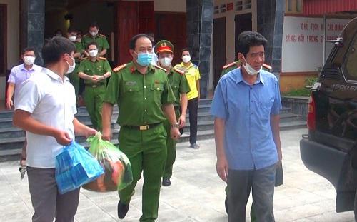 3 cán bộ xã ở Thanh Hóa bị bắt vì lập khống hồ sơ rút tiền ngân sách