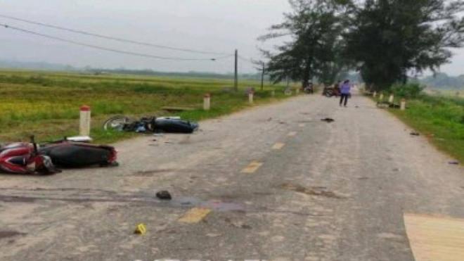 Vụ TNGT 5 người chết ở Phú Thọ: Xe chạy tốc độ cao, không làm chủ tay lái - ảnh 1