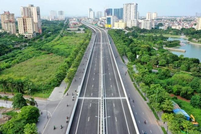 Hà Nội thông qua chủ trương xây dựng đường trên cao dài nhất Việt Nam - ảnh 1
