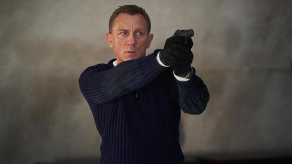 No time to die – Phim James Bond mới hoãn chiếu 7 tháng vì dịch COVID-19