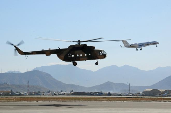 """""""Cuộc chơi lớn"""" giữa các cường quốc tái hiện tại Afghanistan?"""