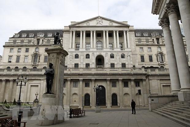 Ngân hàng Trung ương Anh duy trì lãi suất thấp kỷ lục