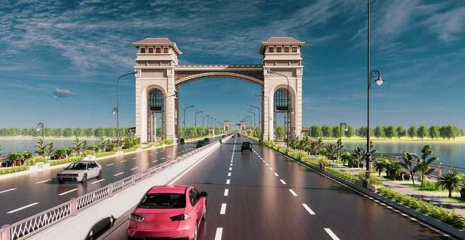 Bất động sản phía Đông Hà Nội hưởng lợi từ hạ tầng - ảnh 1