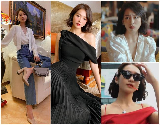"""Bóc giá ngay loạt váy áo sang chảnh của Khả Ngân trong """"11 Tháng 5 Ngày"""": Toàn thiết kế Việt, có mẫu còn sale tới 60%"""