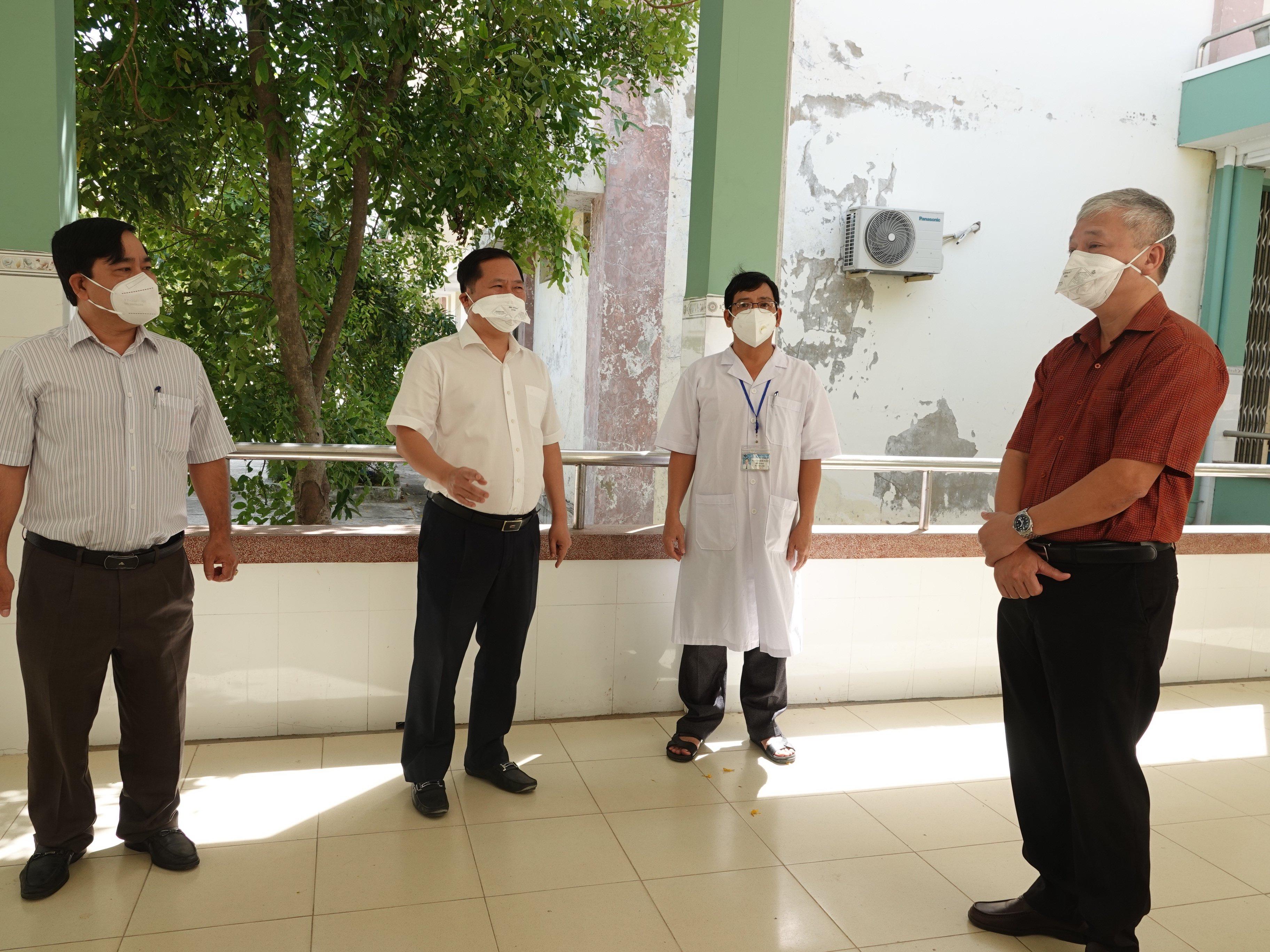 Bình Định phong tỏa 5 phường của TP. Quy Nhơn sau khi xuất hiện ổ dịch nguy hiểm