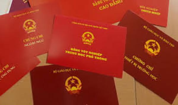 Đắk Lắk: Phát hiện nhiều giáo viên, cán bộ huyện Cư Kuin dùng bằng giả