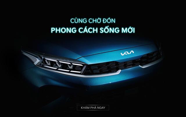 Kia K3 2022 chính thức được xác nhận ra mắt tháng này tại Việt Nam, hé lộ thêm nhiều trang bị 'dẫn đầu phân khúc'