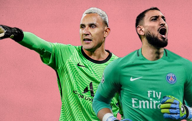 Cựu sao Inter bất ngờ trước sự cạnh tranh thủ môn tại PSG - ảnh 1