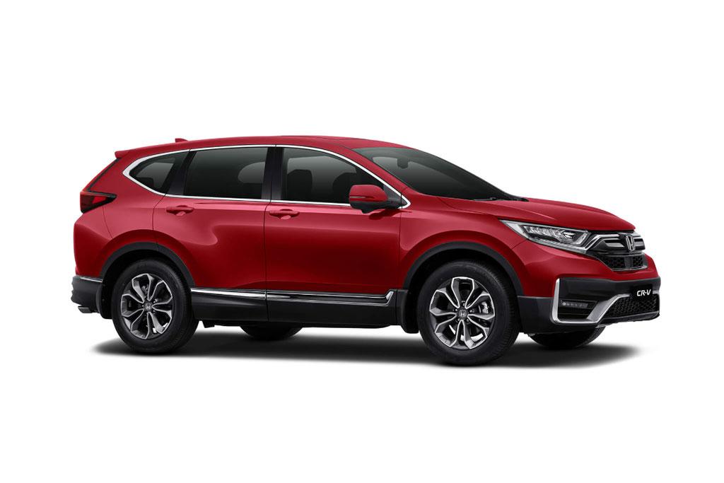 Bảng giá ôtô Honda tháng 9/2021