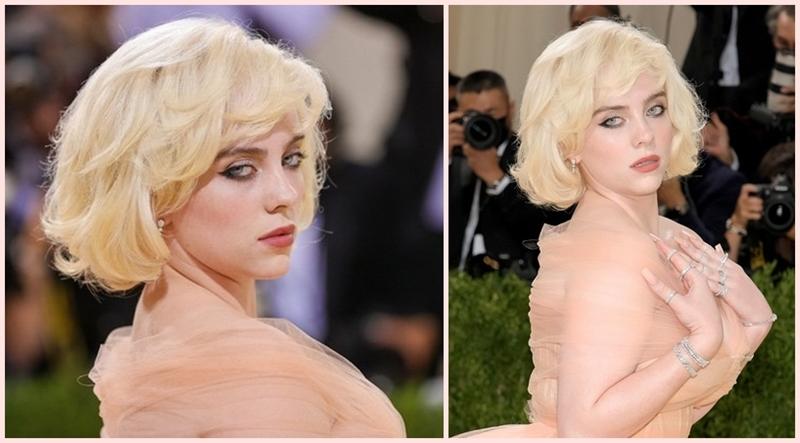 Nhìn lại 10 kiểu trang điểm và làm tóc sang xịn, nổi bật nhất tại Met Gala 2021