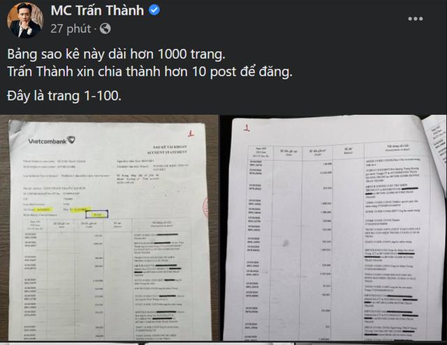 """Vietcombank gặp hạn ngay sau khi Trấn Thành sao kê: App nhận """"bão"""" 1 sao, cổ phiếu lao dốc"""