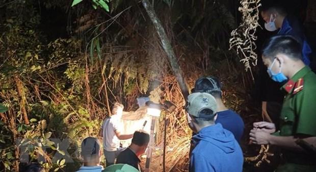 Lai Châu: Điều tra vụ án 1 phụ nữ tử vong trong rừng sâu - ảnh 1