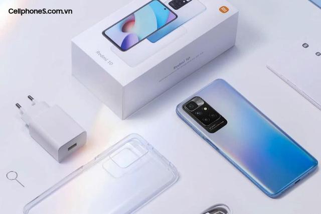 Smartphone màn hình 90Hz, pin khủng 5000mAh giảm giá còn hơn 3 triệu