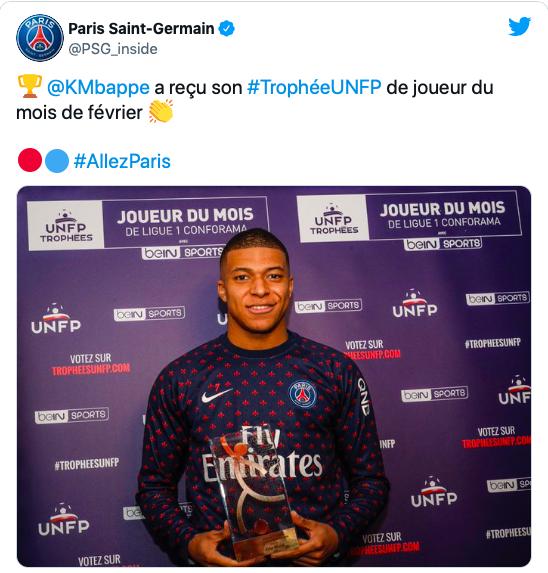 Mbappe hay nhất tháng 8, vượt kỷ lục Ibrahimovic ở Ligue 1