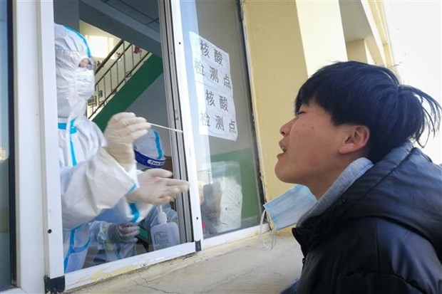 Trung Quốc: Cáp Nhĩ Tân áp đặt bán phong tỏa sau ca nhiễm cộng đồng - ảnh 1