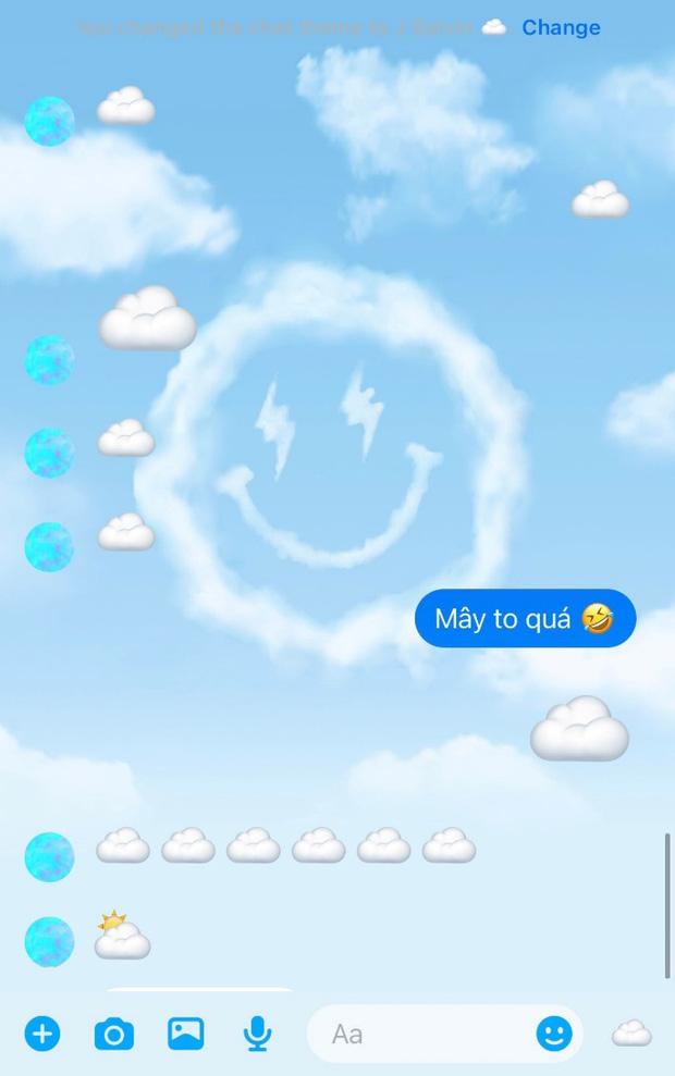 Messenger lại vừa cập nhật theme mới, bạn đã thử chưa?