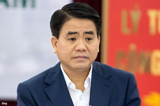 Ông Nguyễn Đức Chung bị truy tố vì giúp Công ty Nhật Cường trúng thầu - ảnh 1