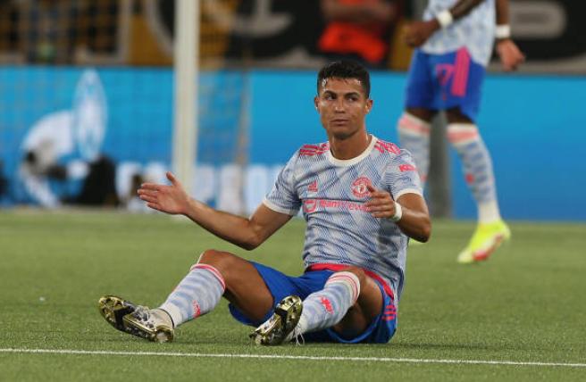 Ronaldo gửi thông điệp đến NHM Man Utd sau trận Young Boys - ảnh 1