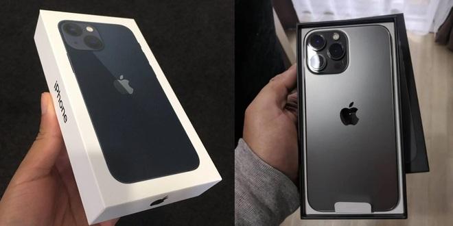 iPhone 13 bắt đầu đến tay người dùng trên toàn thế giới